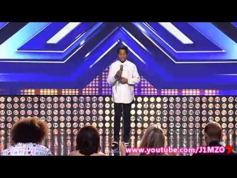 Justin Vasquez - The X Factor Australia 2014 - AUDITION [FULL]
