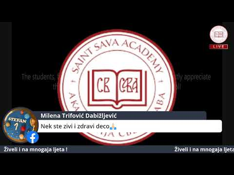 St Sava Academy Chicago ~ Slava Program2021