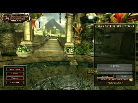 DDO – Gameplay/Walkthrough – Paladin Build