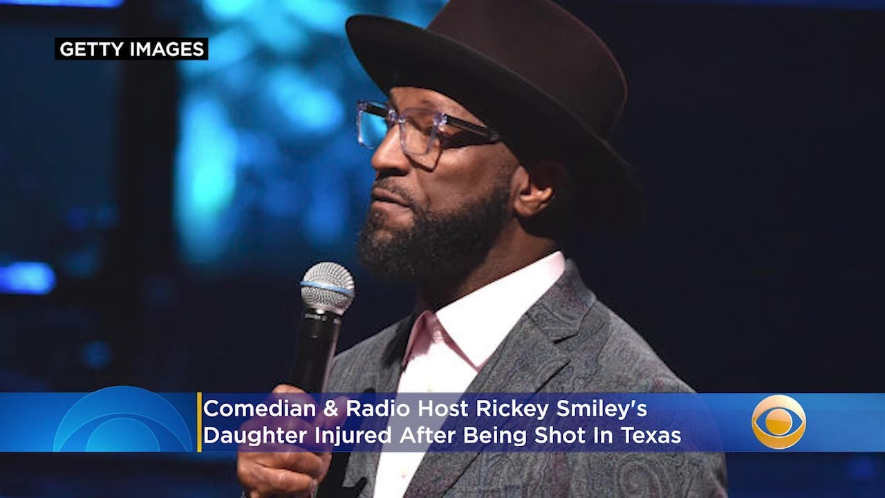 Comedian & Radio Host Rickey Smiley's Daughter Injured After ...