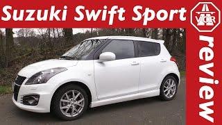 2016 Suzuki Swift Sport 5 Door - In-Depth Review, Full Test, Test Drive