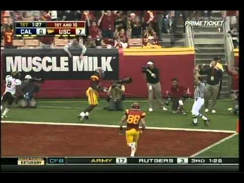 USC WR #9 David Ausberry Highlights 2010