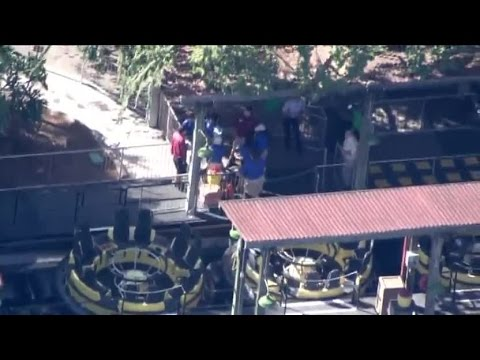 Busch Gardens reopens Congo River Ride following tragedy in Australia