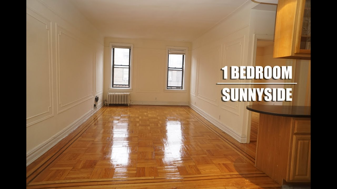 1 Bedroom Apartment For Rent In Sunnyside Queens Nyc Youtube