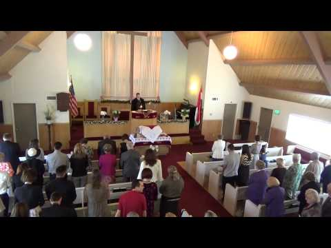 Easter service & Lord's Supper 4/20/2014