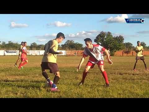 Vila Nova de Coreaú 1X0 Esporte do Paudarco - 08/07/2018