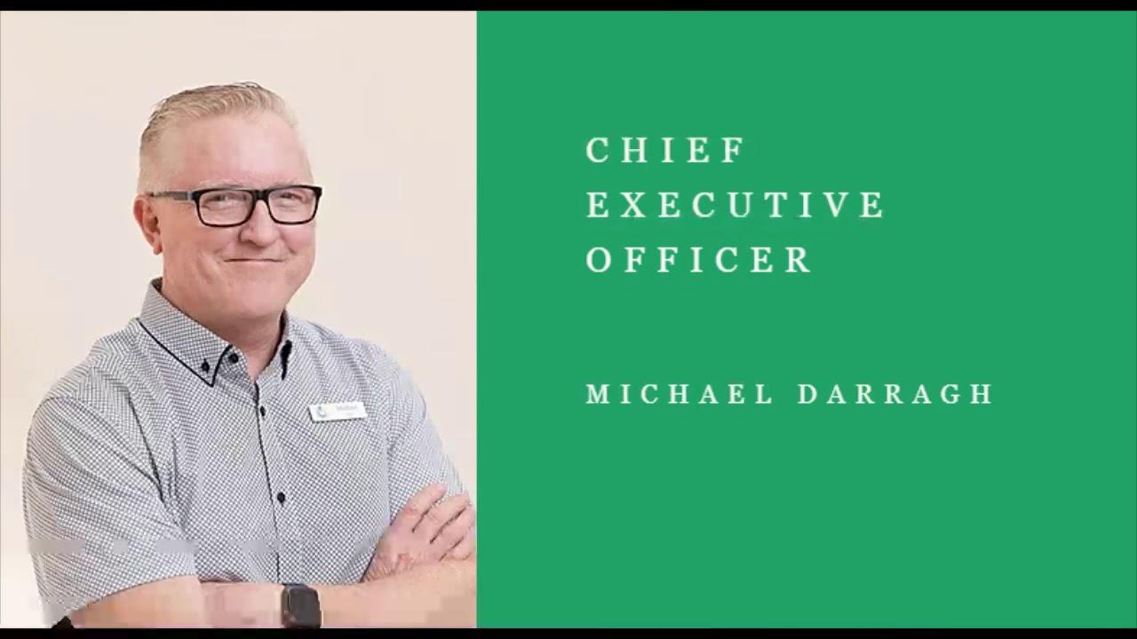 CEO Michael Darragh UPDATE 20.05.2020