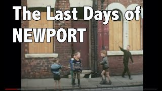 THE  LAST DAYS OF NEWPORT 1972 BY DEREK SMITH