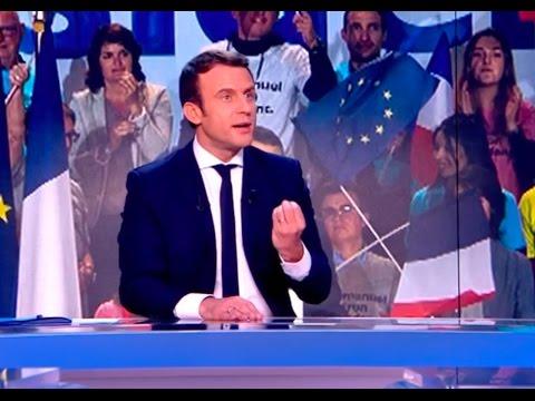 Élysée 2017 avecEmmanuel Macron | TF1