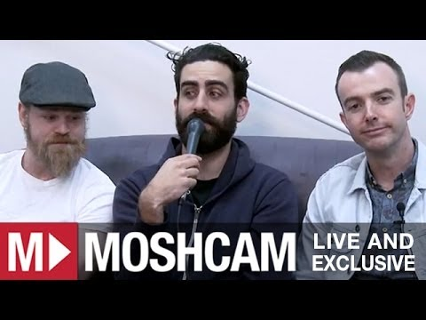 Karnivool answers the fans | Interview | Moshcam