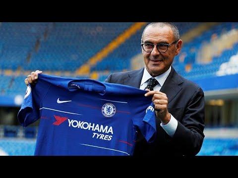 Maurizio Sarri quer diversão no futebol do Chelsea