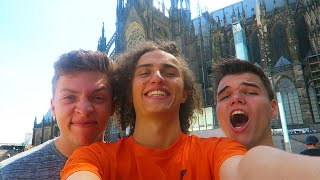 Repeat youtube video THE GERMANY GAMESCOM 2015 ADVENTURE! - Vlog #6