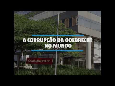 O MAPA DA CORRUPÇÃO DA ODEBRECHT