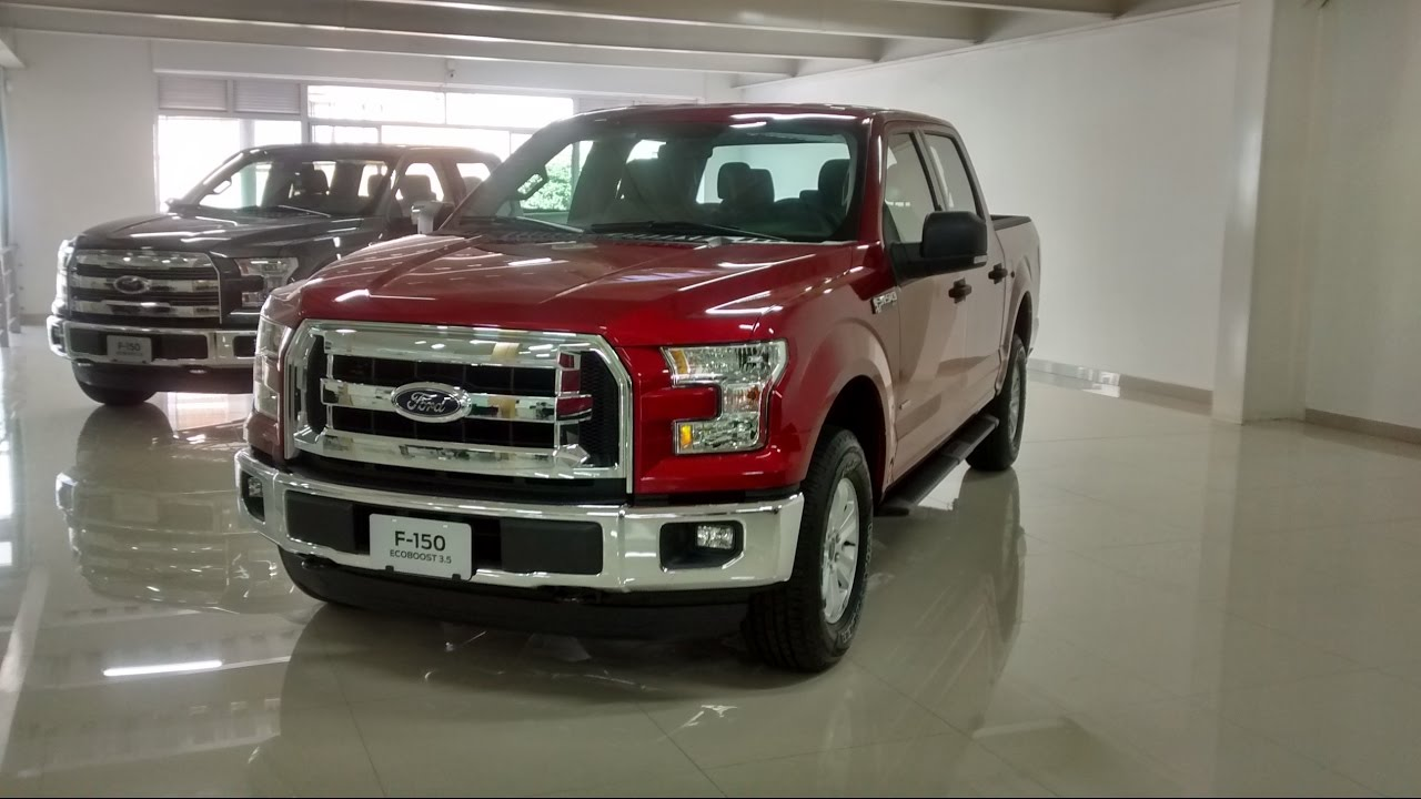 Ford f 150 xlt doble cabina 2015 gasolina 4x4