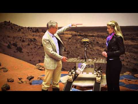 Life on Mars: The European Space Agency  | The Edge