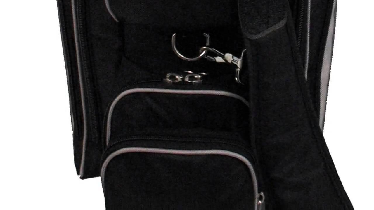 d5591464c983 Caddy Daddy Golf Co-Pilot XL Hybrid Travel Bag - eBags.com