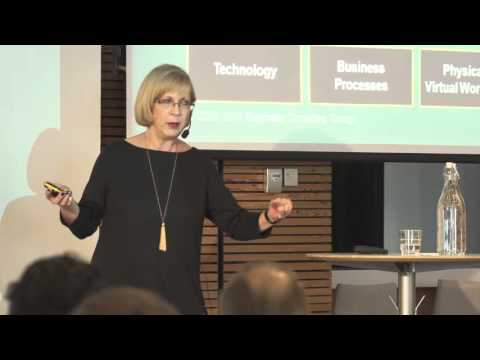 Diane Stegmeier - Big Shifts: Changing Workforce Perceptions of Office Acoustics