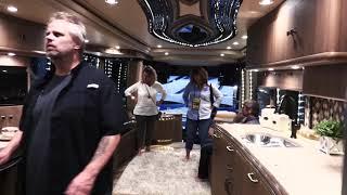 2019 Prevost Motorhome EXPO Move In Day Recap Video