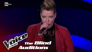 "Laura Ciriaco ""Human"" - Blind Auditions #3 - The Voice of Italy 2018"