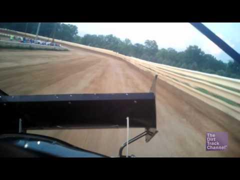 Mike Erdley 410 sprint car Selinsgrove Speedway, 2011 PA Speedweeks Jan Opperman Memorial