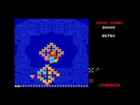 Gaming Archaeology: Namco Museum Vol 3 (Phozon)