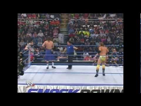 Drew McIntyre debut in WWE