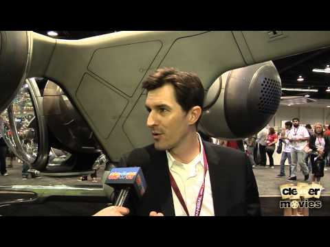 Director Joseph Kosinski 'Oblivion' WonderCon