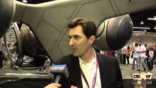 Director Joseph Kosinski 'Oblivion' WonderCon Interview