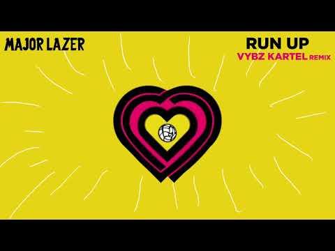 Major Lazer - Run Up [Vybz Kartel Remix]