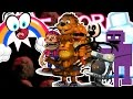CHICA'S MAGIC RAINBOW PAYBACK!! [Ep. 28] | FNaF World : UPDATE 2 SPEED RUN
