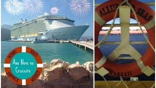 Vlog- Ano Novo no Cruzeiro (Allure of the Seas- Miami) Thumbnail