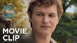 "The Fault in Our Stars | ""It's a Metaphor"" Clip [HD] 