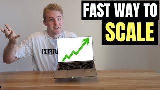 FASTEST Way To Scale Your Shopify Store (Beginner Tutorial)