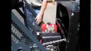 The Power Pack - DeSite DPH-10 Portable Topsoil Screener Thumbnail
