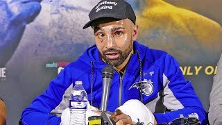 Paulie Malignaggi FULL POST FIGHT PRESS CONFERENCE | Bare Knuckle Boxing