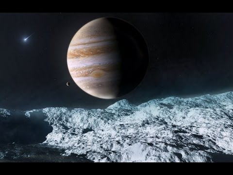Europa Report - Sci-Fi With Real Science - YouTube