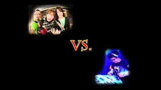 DJ DEDEON ~ MASHUP v1.0a: Bubble-B feat. Enjo-G ~VS.~ DJ Technorch