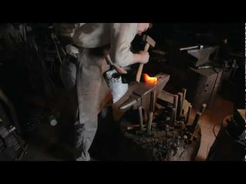 The Birth Of A Tool. Part 2. Chisel Making (by Northmen)