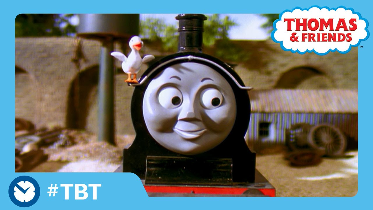 Donald\'s Duck | Thomas & Friends UK - YouTube