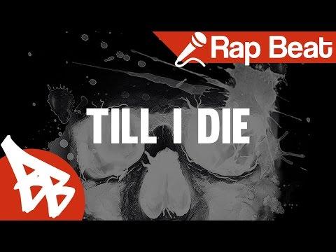 DARK 808 BASS HIP HOP RAP BEAT – Till I Die Prod. by Valentine