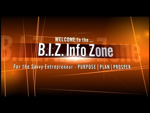 BIZ Info Zone [004] Your Vision and LinkedIn Marketing