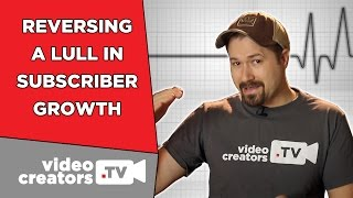 How To Break out of a Growth Lull on YouTube