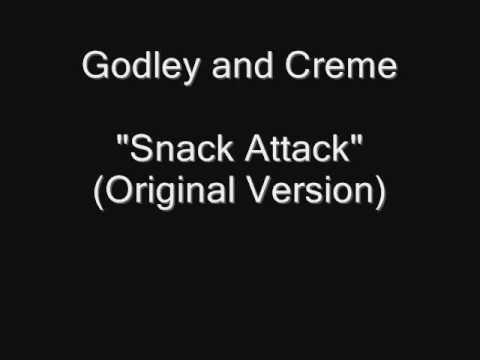 Godley & Creme - Snack Attack (Original Version) [HQ Audio]