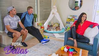 The Bella family picks someone for Nikki to date: Total Bellas Preview Clip, Feb. 24, 2019
