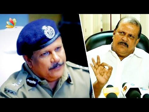 MLA പി സി ജോർജ് പോലീസായി | Achayans | Latest Malayalam Cinema News