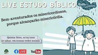 ???? Live Culto Doutrinário 10/09/2020