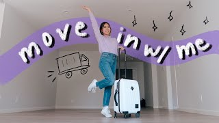 Move In With Me Alone In LA (adulting is hard) | JENerationDIY