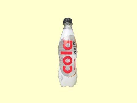 "Обзор и дегустация напитка ""White Cola"" (01.08.2019)"