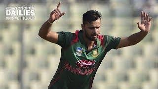 Mashrafe stars in his 200th ODI for Bangladesh | Daily Cricket News