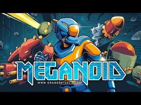 Meganoid(2017) release trailer